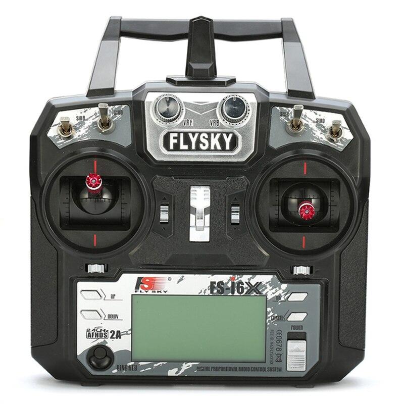 FS-i6X FLYSKY i6X 10CH 2.4GHz AFHDS 2A transmetteur RC avec récepteur X6B iA6B A8S iA10B iA6 pour Drone de course RC FPV - 2