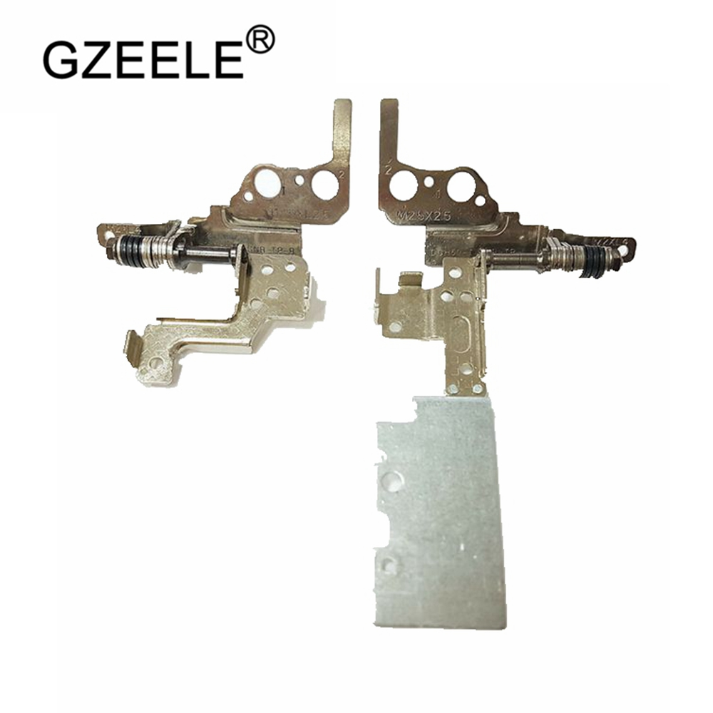 Laptops Replacements LCD Hinges Fit For Dell 13-7000 7347 7348 hinges L+R Left /& Right LCD Hinges