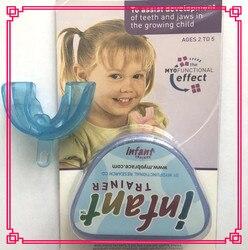 Myopeg حار بيع الأطفال تقويم الأسنان المدرب الرضع اللون الأزرق أستراليا myopeg العلامة التجارية