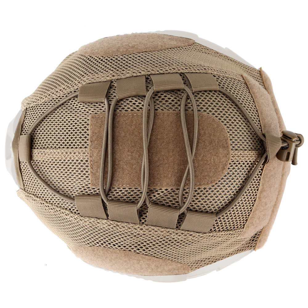 SINAIRSOFT Airsoft Militaire Tactische Helm Accessoires Cover Voor Fast Helm Cover BJ/PJ/MH Multicam/Typhon Camo