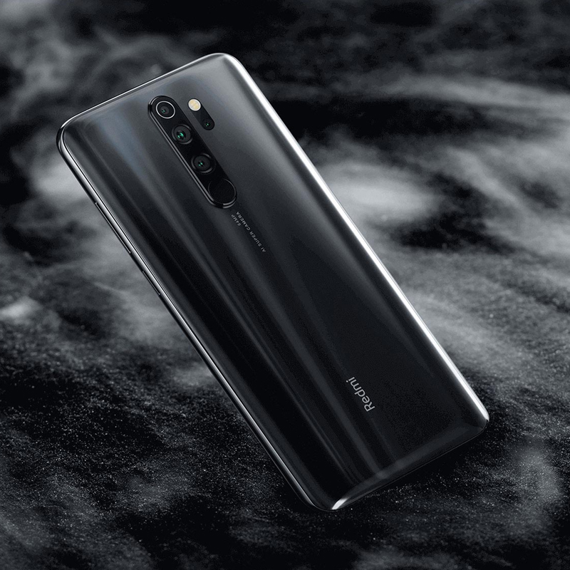 Image 2 - In Stock! New Global Version Xiaomi Redmi Note 8 Pro 6GB RAM 64GB ROM 4500mah Smartphone 64MP camera MTK Helio G90T cellphone-in Cellphones from Cellphones & Telecommunications