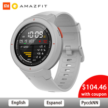 English Version Xiaomi Huami Amazifit verge Smartwatch Phone call Herat Rate Monitoring GPS Sport Smart Watch