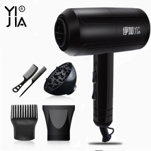 YIJIA 2200W Professional Portable Mini Hair Dryer For Hair Blow Dryer Hair Professional Brush Hairdryer Machine Travel Hairdryer