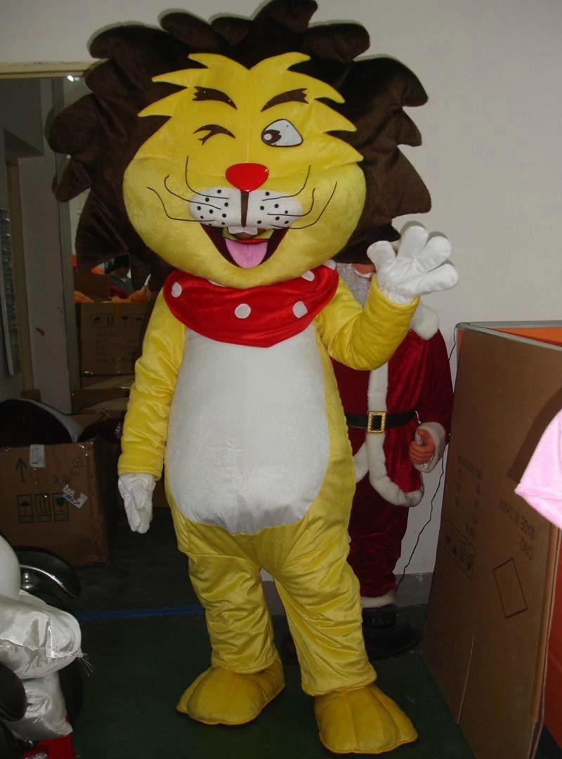 Halloween Cartoon cosplay Mascot Birthday Party Game Costume Dress Adults xmas