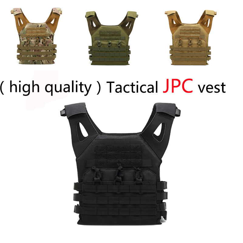 Tactical camouflage JPC lightweight vest vest Multi-function outdoor field camouflage military tactical vest