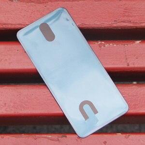Image 5 - Xiao Mi Xiaomi Mi Original Batteria di Vetro Posteriore Per Il Caso di Xiaomi Redmi Nota 7 Note7 Guscio Della Copertura Posteriore Della Copertura Posteriore + strumento