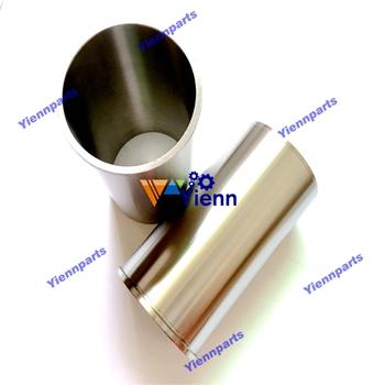 3D84-1 3T84 3T84HLE 3T84HLE-TBS tuleja cylindrowa dla Yanmar Takeuchi TB25 silnik koparki części do naprawy tanie i dobre opinie Yienn CN (pochodzenie) Aluminum