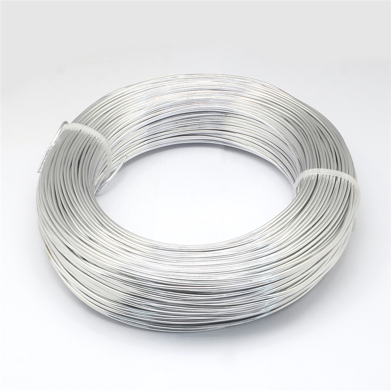 0.6/0.8/1/1.2/1.5/2/2.5/3/3.5/4/5/6mm Aluminum Wire Jewelry Findings For Jewelry Making DIY Bracelet Necklace