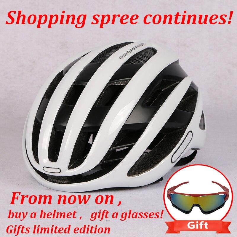 2019 new Cycling Helmet Road MTB Bicycle Helmet Triathlon bike Sport aero Cascos Ciclismo Capaceta Bicicleta Bike Equipment(China)