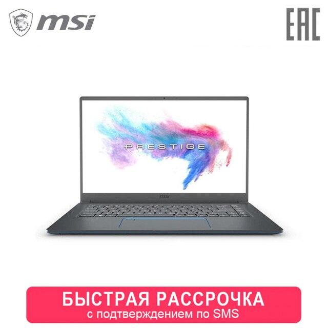"Ноутбук MSI PS63 8M-276XRU 15.6"" FHD IPS 60Hz/i5-8265U/8GB DDR IV/128GB SSD/UMA/DOS Graphite Grey (9S7-16S111-276) 0-0-12"
