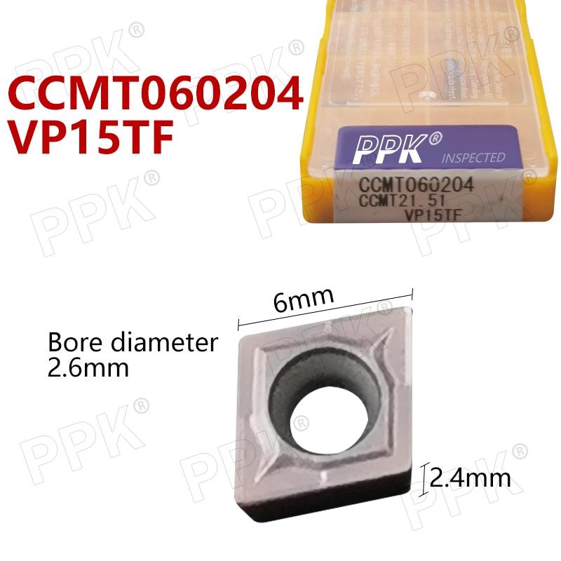 NEW 10pcs  CCMT09T304 UE6020 CCMT 32.51 Carbird Inserts CNC blade