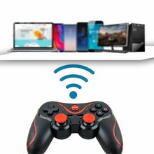 T3 Bluetooth Wireless Gamepad S600 STB S3VR Game Controller Joystick For Android IOS Mobile Phones PC Game Handle high performance mobile phones app solar controller inverter wireless controller