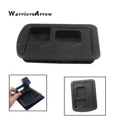 For Audi A3 S3 A4 B6 B7 B8 S4 A5 S5 A6 C6 C7 S6 A8 8E5863627 For Phaeton For VW Rear Trunk Liner Cargo Boot Carpet Handle Cover