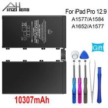 Bateria tabletu PINZHENG 10307mAh do ipada Pro 12.9 A1577 A1584 A1652 Bateria do ipada Pro 12.9 Bateria zapasowa z narzędziami