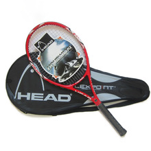 купить 100% Original HEAD Tennis Racket Free With Tennis Bag Top Carbon Fiber Material With Tennis String Fixed For Match And Training недорого