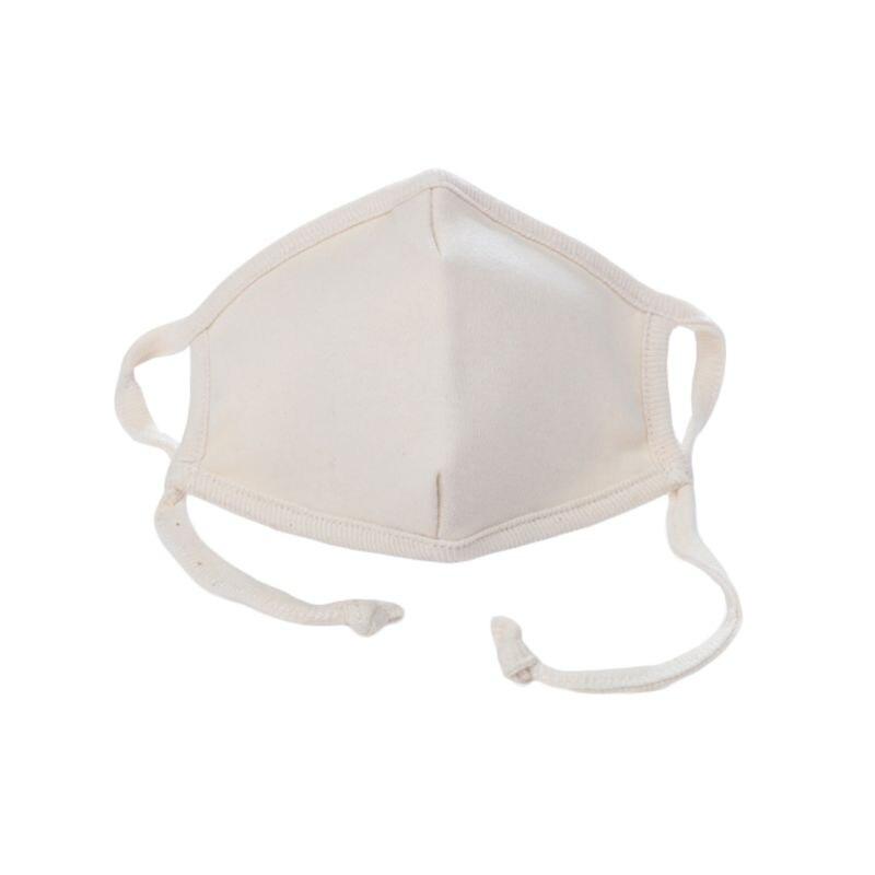 Baby Kids Adult Cotton Mask Anti-Dust PM2.5 Protective Mouth-Muffle Respirator U90E