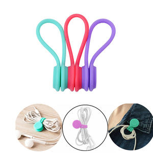 Clip-Cord Organizer Cable-Management-Holder Cable-Protection Storage Magnetic Winder