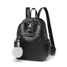 Женские рюкзаки из натуральной кожи женский рюкзак для путешествий