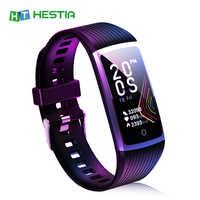 Gesundheit Armband Smart uhr männer Fitness Tracker Aktivität Smart Band echt-zeit monitor 5 in 1 Schrittzähler Sport Gesundheit armband