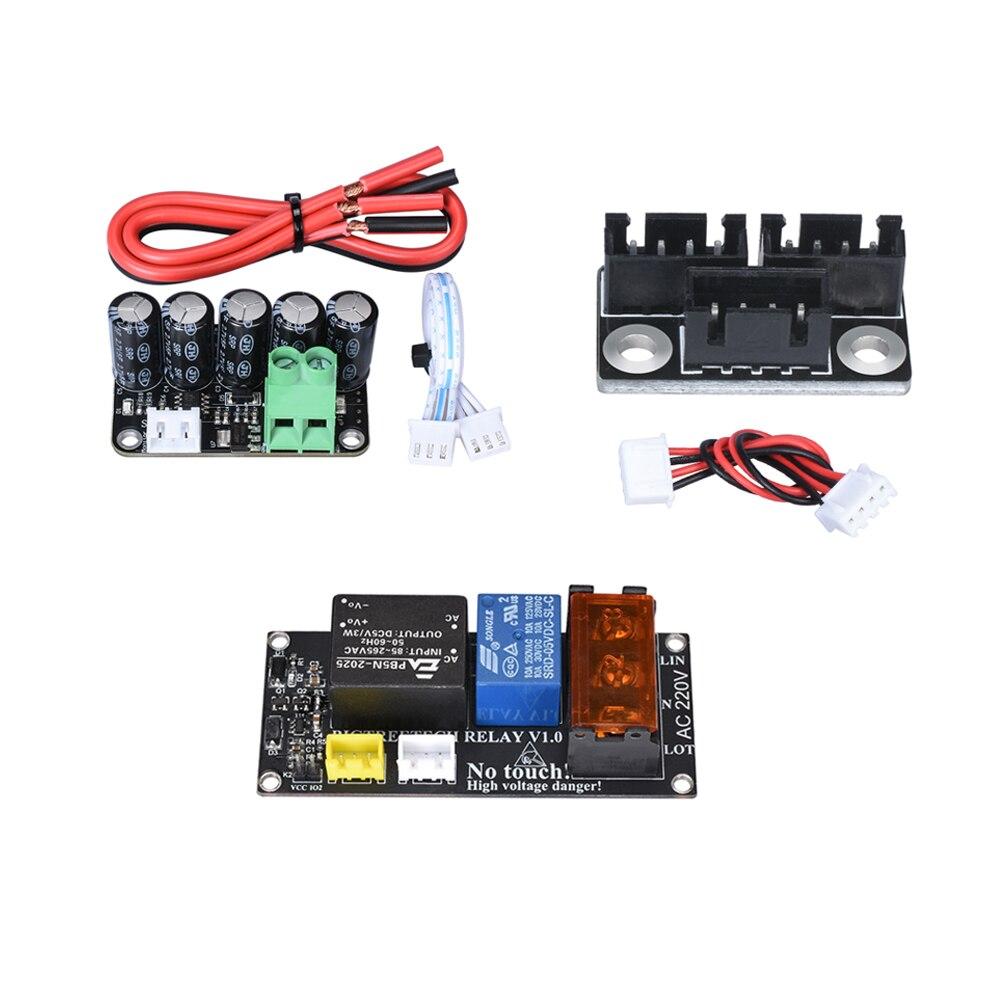 BIGTREETECH SKR V1.3/PRO Expansion Board Kit+Motor Parallel Module+WIFI Module+MINI UPS+Relay For Ender 3 SKR MINI E3/DIP