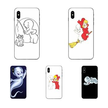 Casper & Friends For Huawei nova 2 2S 3i 4 4e 5i Y3 Y5 II Y6 Y7 Y9 Lite Plus Prime Pro 2017 2018 2019 Soft TPU Fashion Case image