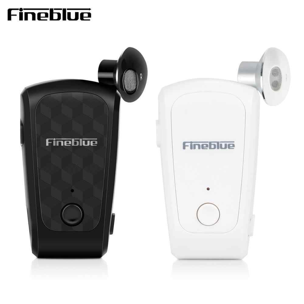 Fineblue FQ-10 برو بلوتوث 5.0 10 ساعة يتحدث بلوتوث سماعة لاسلكية بلوتوث سماعة HIFI ستيريو مع هيئة التصنيع العسكري