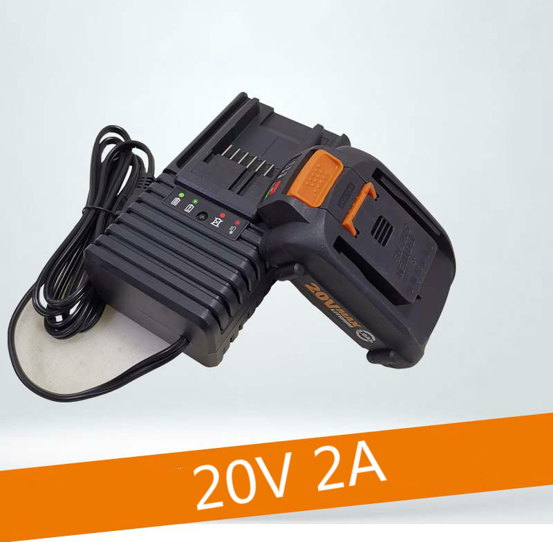 Original Factory Charger For Worx 20v Worx 3520 3525 3575 3578 2A 6A 100-240 Charger For WA3742 WA3835 WA3847