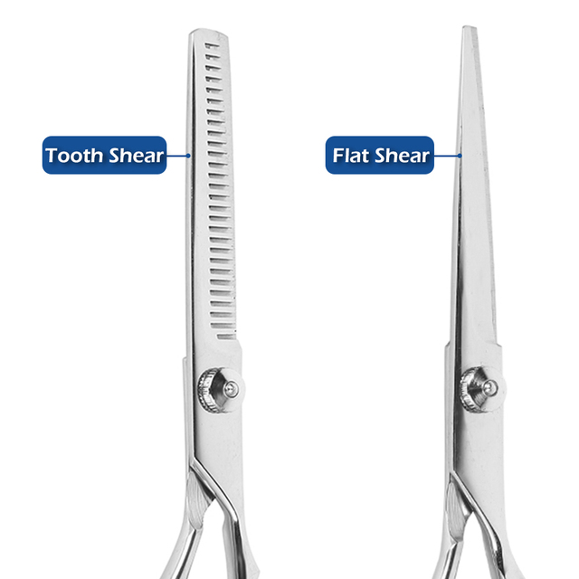 Silver color tooth/plat shears hai