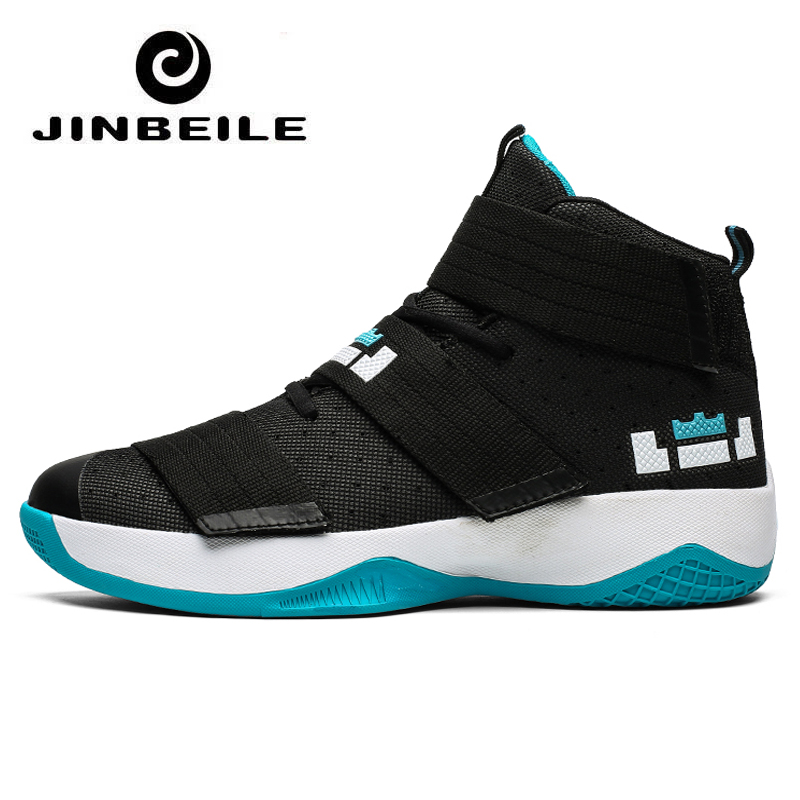 Hot Sale Basketball Shoes Leborn 16 James High Top Outdoor Training Boots Ankle Men Sneakers Tenis Basquete Masculino Sport Shoe