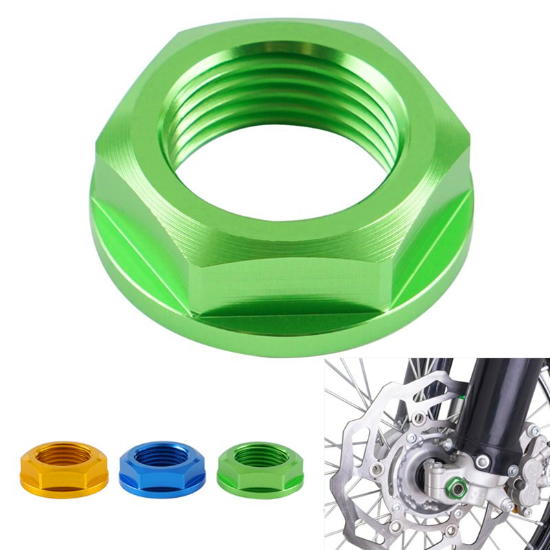 Star-Trade-Inc Front Fork Guard Bolt Screw For Kawasaki KX 80 85 KX125 KX250 KX450 KX250F KX450F KLX 450R 150BF KLX250 D-TRACKER KX KXF 250 450