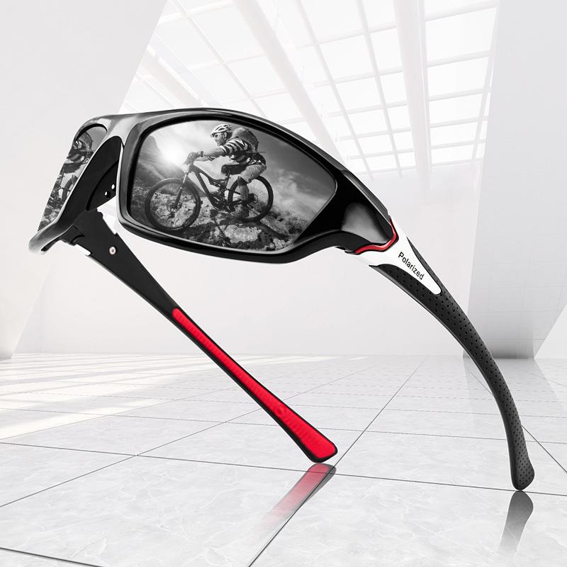 Men's Driving Shades Male Sun Glasses Vintage Driving Travel Fishing Classic Sun Glasses 2020 New Luxury Polarized Sunglasses