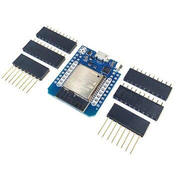 LIVE MINI KIT ESP32 module development board line WiFi Bluetooth 2 in 1 dual core CPU ESP32