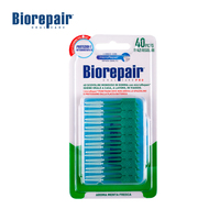 Interdental brush Biorepair GA1414300 Beauty & Health Oral Hygiene disposable soft brushes standard for normal interdental spaces
