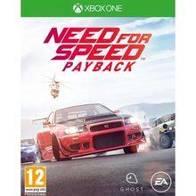 Xbox uma necessidade de vingança de velocidade