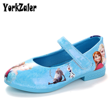 Yorkzaler Spring Autumn Kids Princess Shoes For Girls Waterp