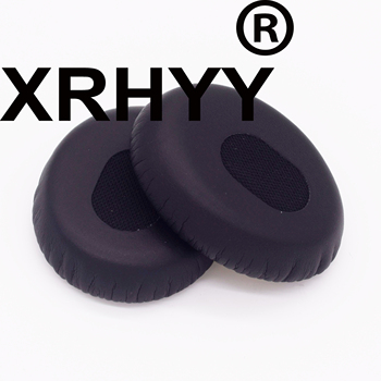 XRHYY nouveau noir oreillettes de remplacement coussinets doreille coussin en mousse pour Bose QC3 QC 3 sur loreille/OE casque