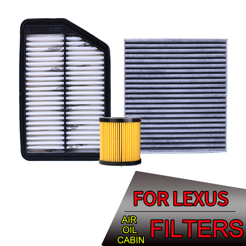 Auto <font><b>parts</b></font> air filter,oil filter,air conditioning filter, for <font><b>LEXUS</b></font> LX(2007-2011)LX570 (2001-2007)<font><b>LX470</b></font> image