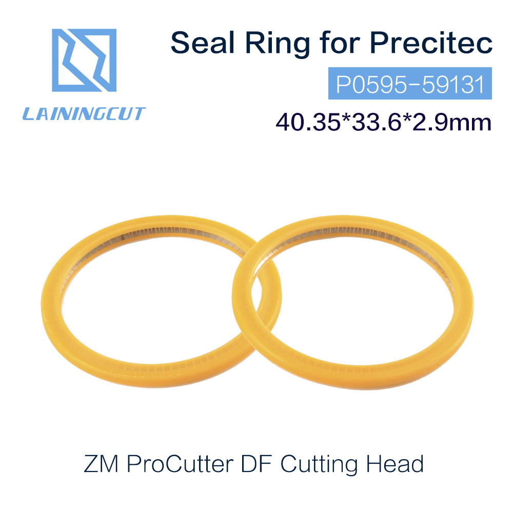 LSKCSH Seal-Ring Cutting-Head Precitec Procutter For Protective-Windows 37--7mm On ZM