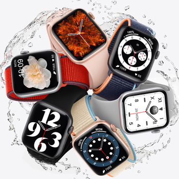 LEMFO DT100 Plus Better Than W37 Smartwatch Women Smartwatch iwo 13 pro Bluetooth Call Heart Rate Monitor Smart Watch Men 6