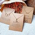 Modyle Neue Trendy Gold Farbe Legierung Nette Elegante Kristall Schmetterling Anhänger Halsketten für Frauen Mode Zubehör Schmuck