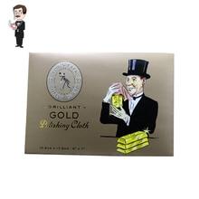 Taitong Rub Gold Cloth Gold Glazing Cloth Gold K Gold Maintenance Cloth Efficient Decontamination Bright Silver Cloth