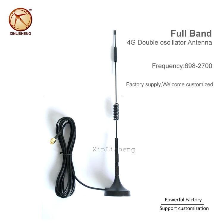 Hottest Gsm Gprs Lte 4g Full Bandwidth Omni Hd Cb Antenna 10dbi Magnetic Antenna 4g Modem Antenna Navigator Garmin Antenne Wifi