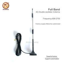 Le plus chaud Gsm Gprs Lte 4g pleine bande passante Omni Hd Cb antenne 10dbi antenne magnétique 4g Modem antenne navigateur Garmin antenne wifi