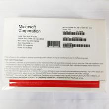 Microsoft Windows 10 Pro ระบบปฏิบัติการผลิตภัณฑ์ OEM COA ใบอนุญาตรวม DVD 64 บิต 1 อุปกรณ์ภาษาอังกฤษรัสเซียรุ่น