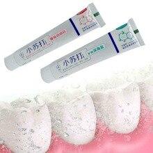 110g Natural Deep Sea Salt Baking Soda Whitening Bright Dynamic White Toothpaste Fresh