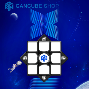 Image 3 - GAN356X S Magnetic Magic Speed Gan Cube Professional Stickerless GAN356XSแม่เหล็กก้อนGAN356 X S 3X3ปริศนาลูกบาศก์Gans