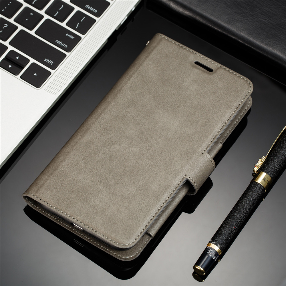 Huawei P20 Lite Case Retro PU Leather Case Huawei P20 Lite P8 P9 P10 P20 P30 Lite Pro Case Cover Detachable 2 in 1 Multi Card Wallet Phone cases05