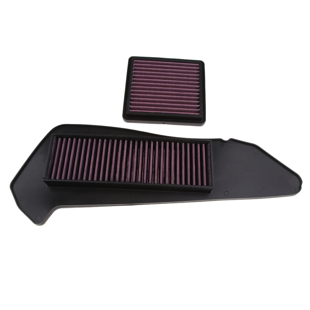 High Strength Motorcycle Engine Air Intake Filter Replacement High Flow Air Filter for Yamaha XMAX 250 300 X MAX 300