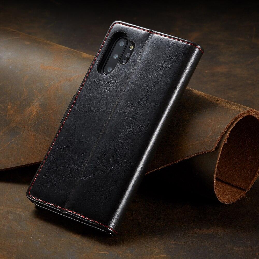 Μαγνητική δερμάτινη θήκη για το Samsung - Ανταλλακτικά και αξεσουάρ κινητών τηλεφώνων - Φωτογραφία 3