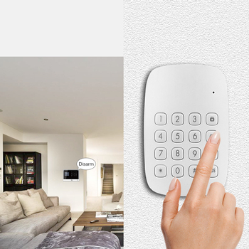 etiger  Wireless RFID Keyboard KP-800 for Etiger Alarm System S4/S3B
